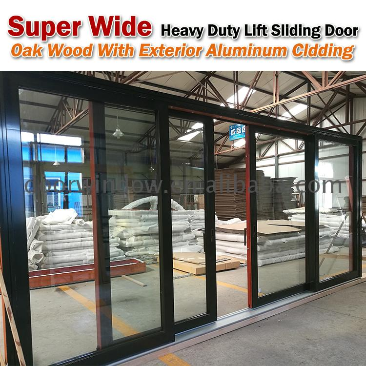 Drawing room sliding door double glazed doors by Doorwin on Alibaba
