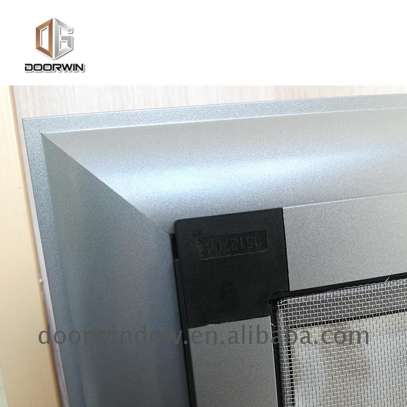 Factory Direct High Quality exterior door sliding window dual pane windows double
