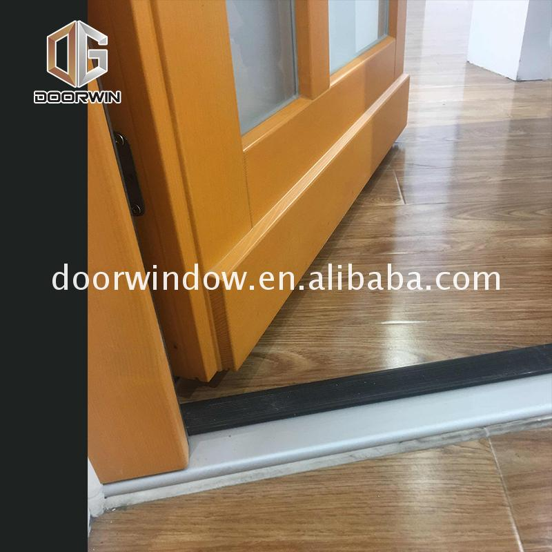 Factory Direct Sales doorwin door sale prices installation