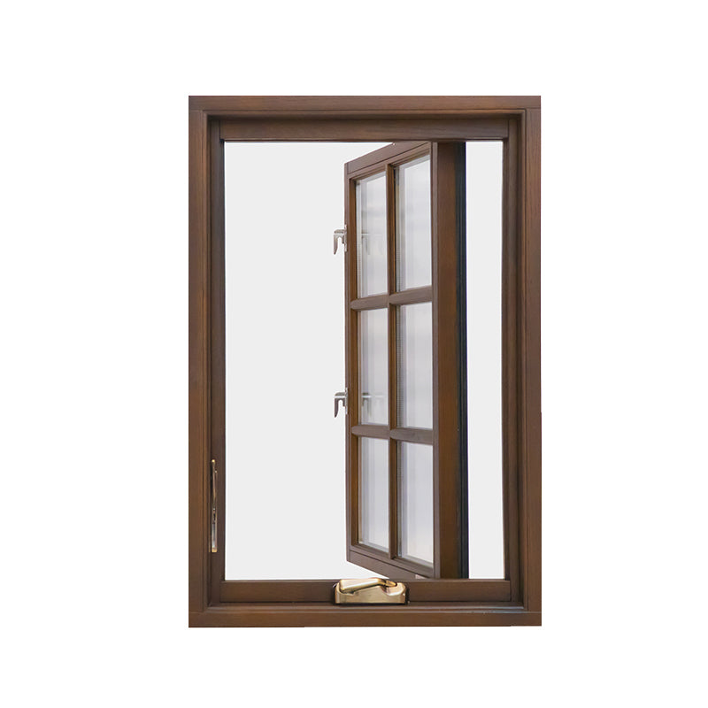 Factory Directly Sell crank out casement windows open window