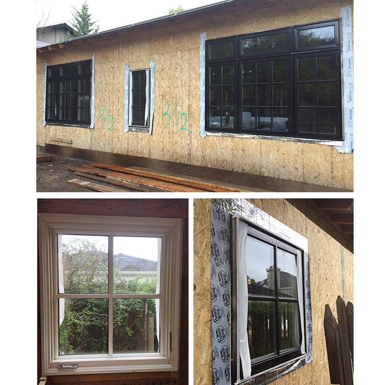 Factory Directly Supply aluminum clad wood windows window and wooden by Doorwin on Alibaba