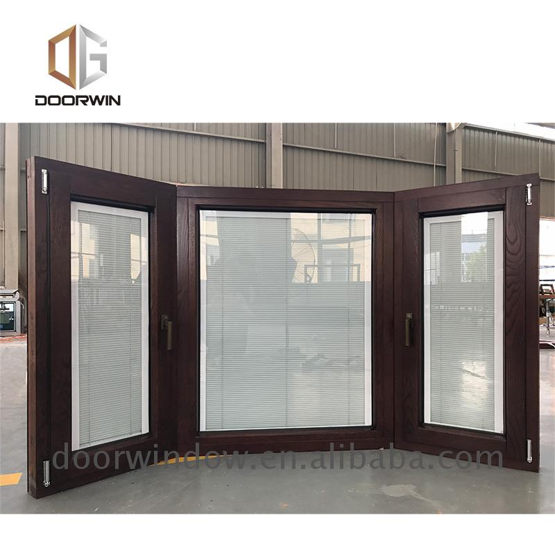 Factory Directly Supply double glazed bay windows