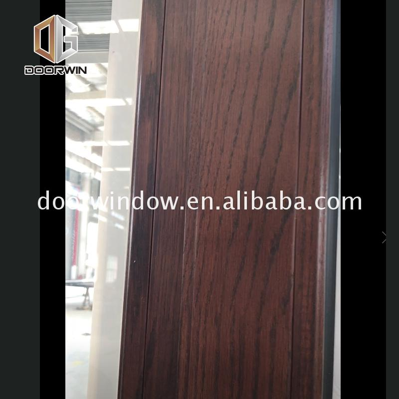 Factory Directly Supply sliding patio door parts measurements manufacturers