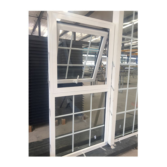 Factory High Quality Double Glazing Aluminum Awning Windows - China Awning Window with Grill, Awning Windows