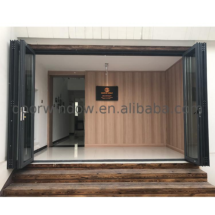 Factory cheap price folding doors melbourne ireland for sale