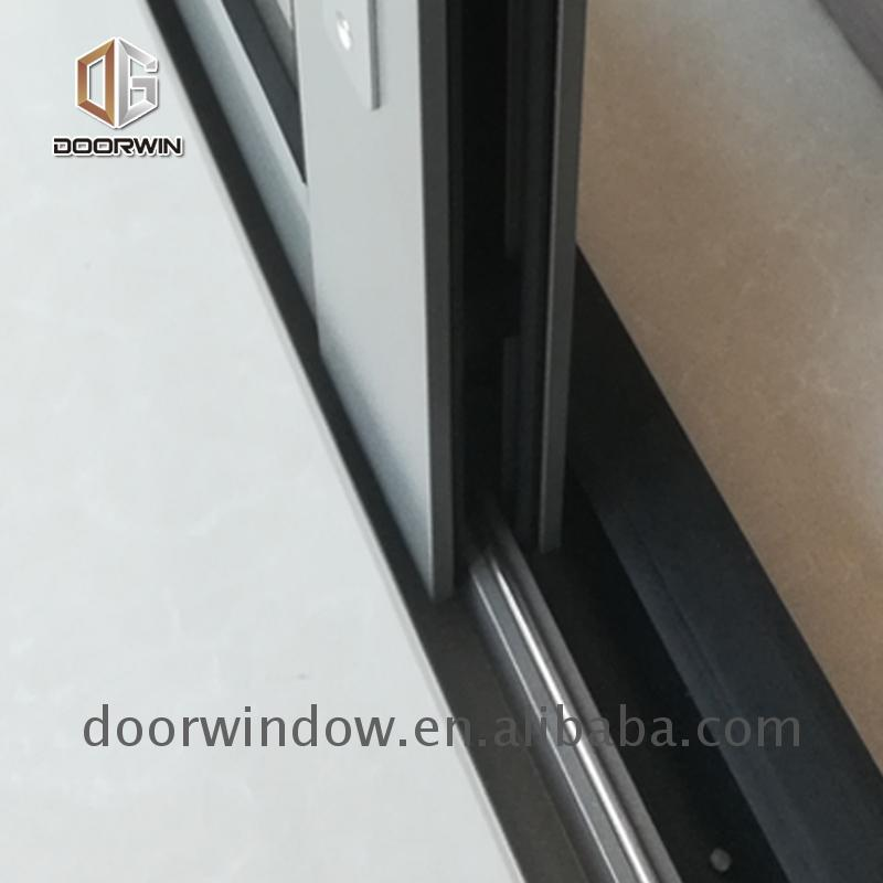 Factory cheap price replace sliding window pane remove reception suppliers