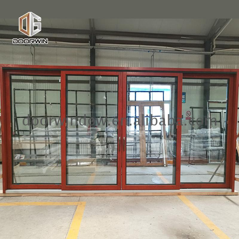 Factory cheap price slide away patio doors panel lift multi cost