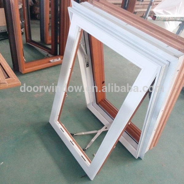 Factory cheap price triple glazed aluminium windows awning trend and doors