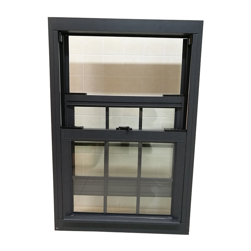 Factory direct double hung egress window bathroom doorwin windows