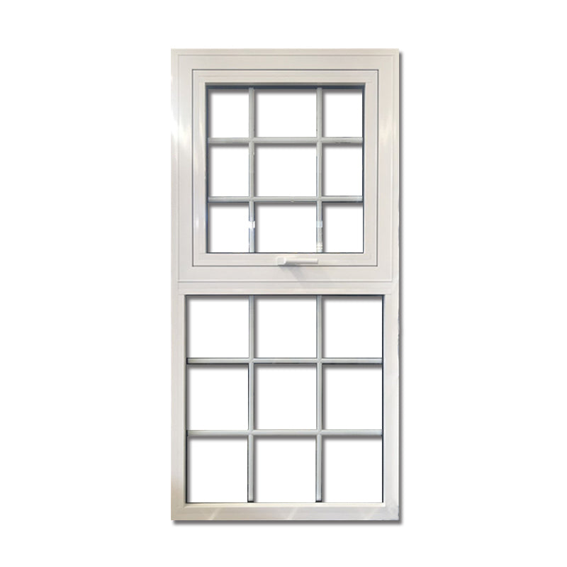 Factory direct sale window grill design for aluminum white windows