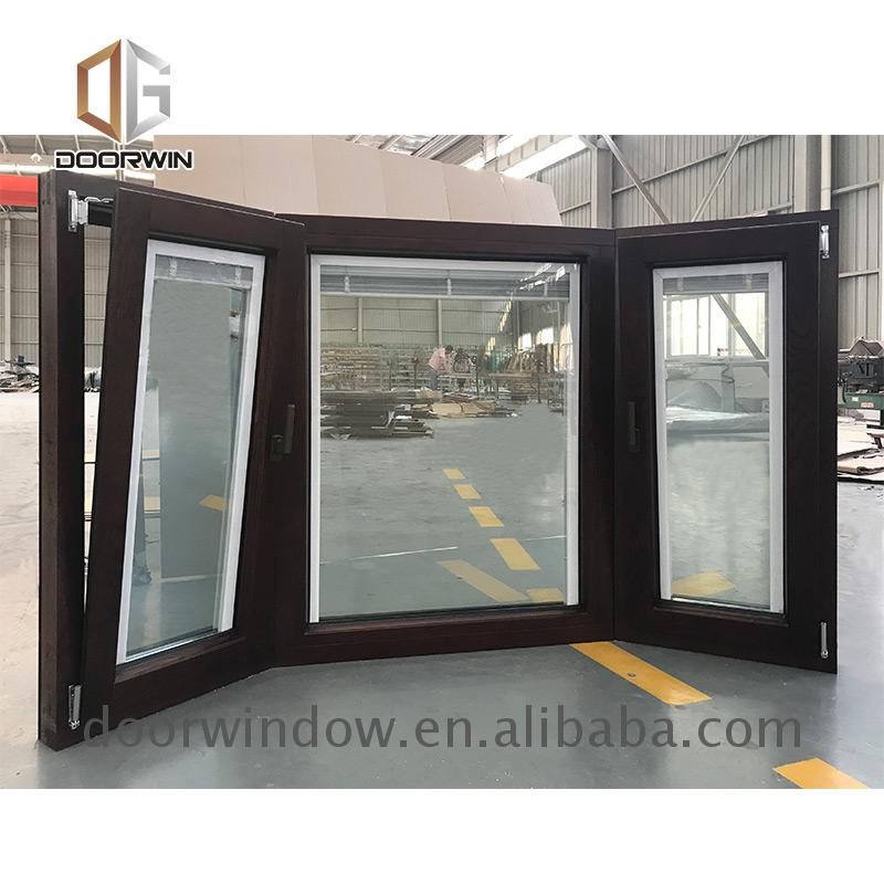 Factory hot sale bay windows that open