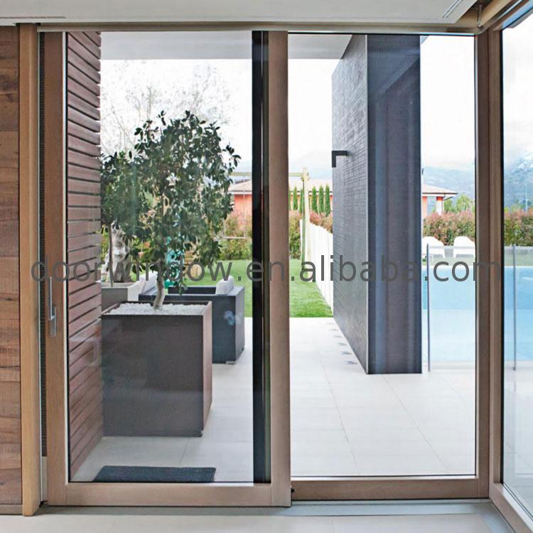 Factory hot sale sliding door threshold specification solutions