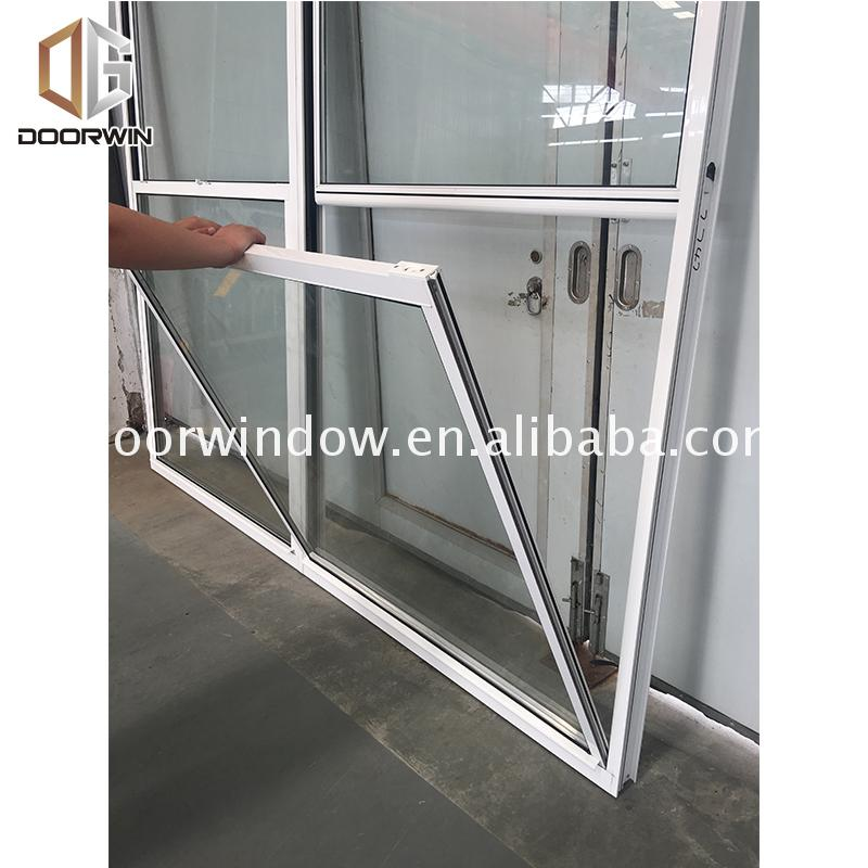 Factory hot sale vertical sliding window security sash windows hung