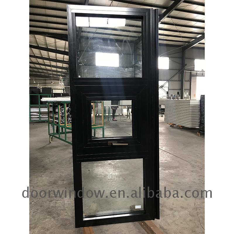 Factory made aluminium kitchen windows awning and fixed window prices