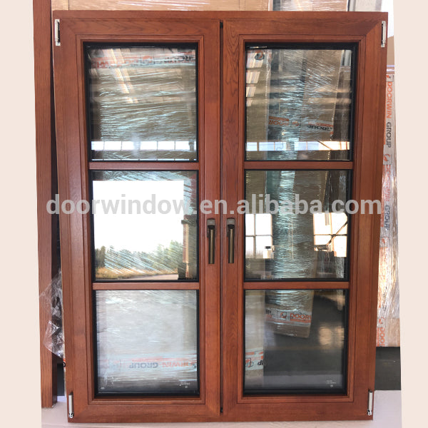 Factory outlet new low e windows muntin window grilles mold on wood