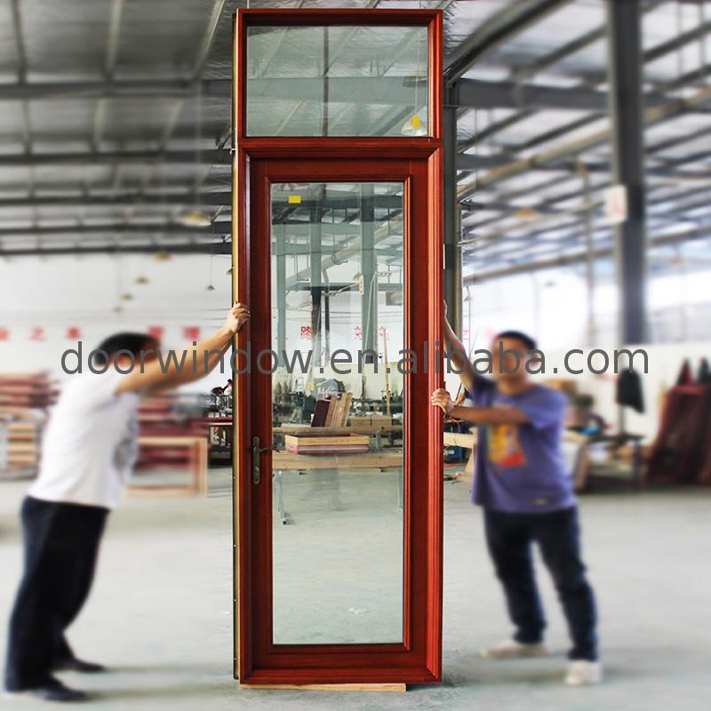 Factory price Manufacturer Supplier best entry doors aluminium hinged prices