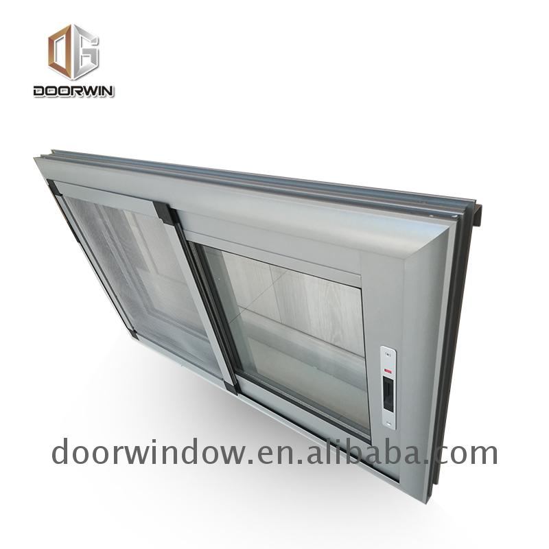 Factory price wholesale frosted glass sliding window exterior windows kitchen door with