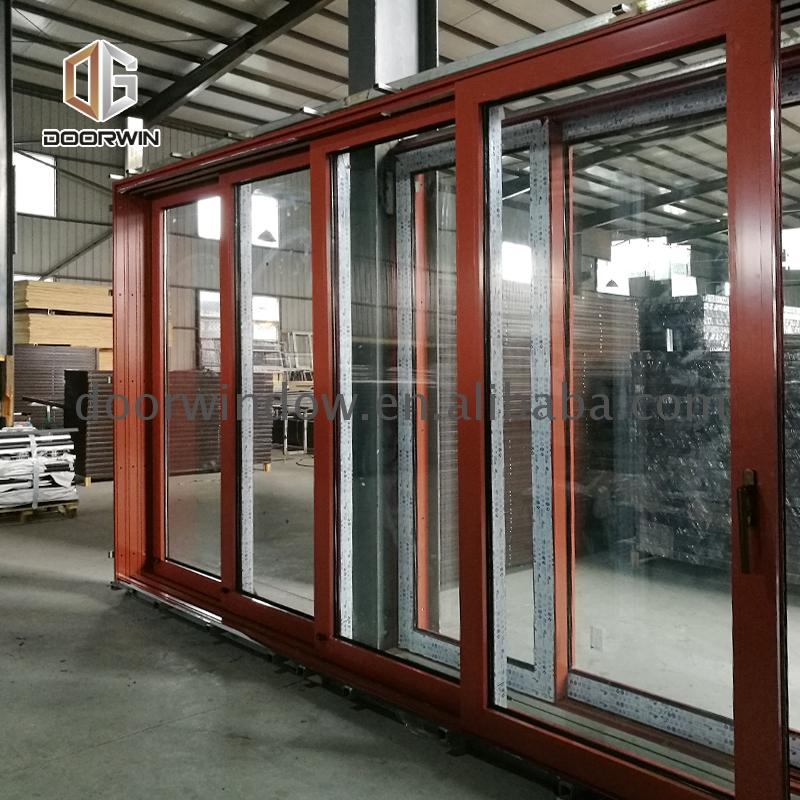 Factory price wholesale garden doors for sale door