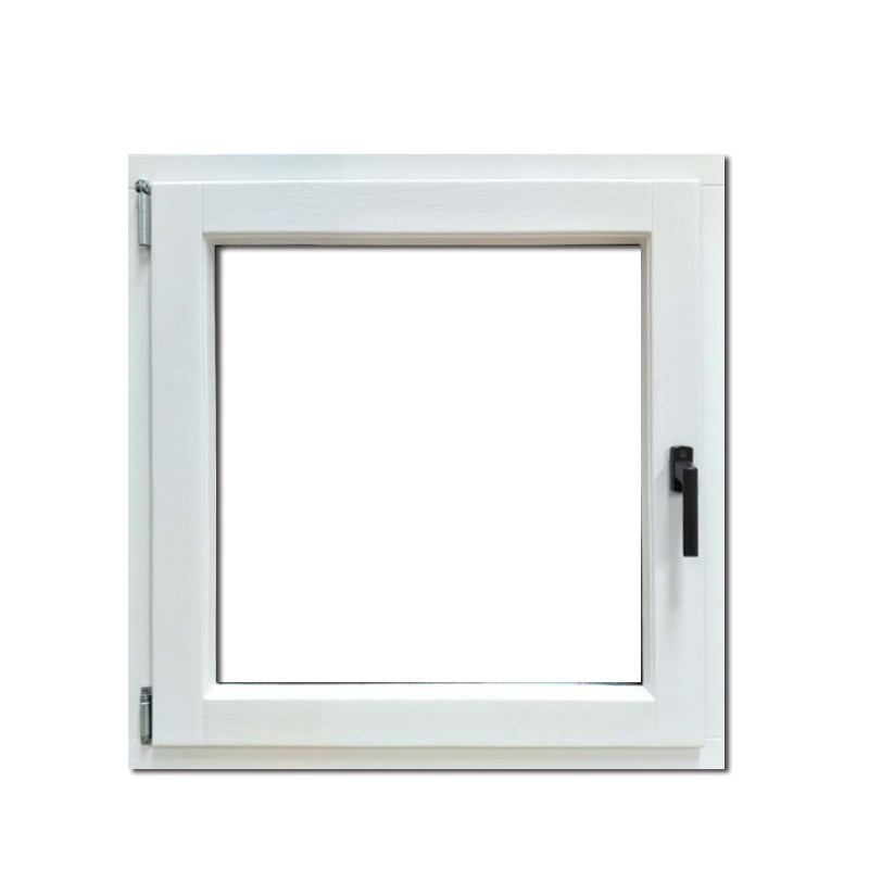Factory price wood french windows exterior doors and