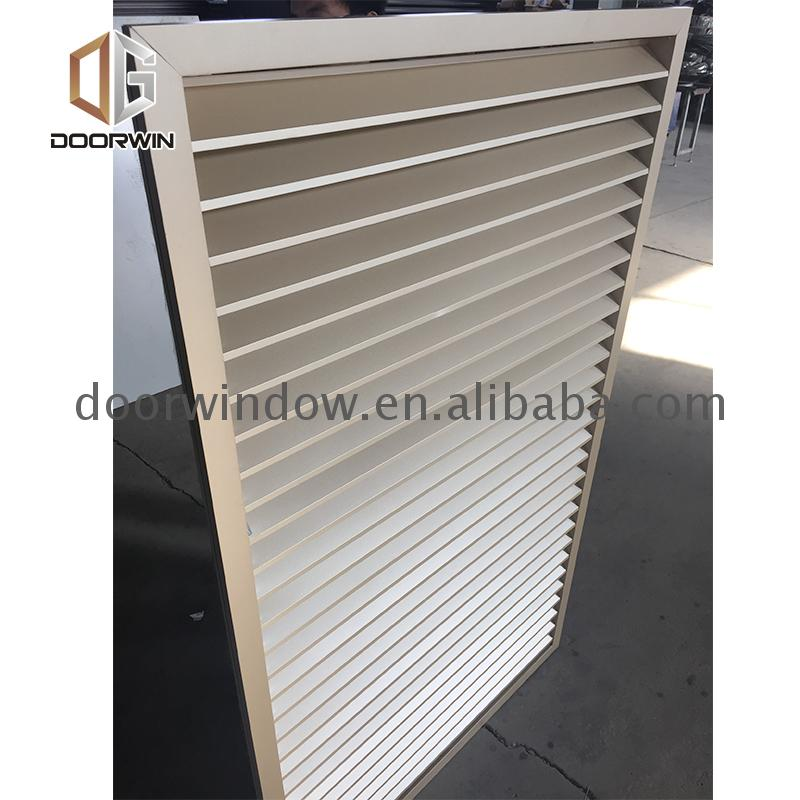 Factory supply discount price blind ideas for wide windows bedroom window shutters bathroom