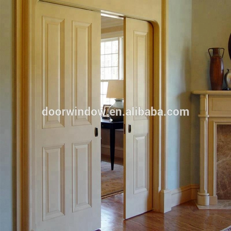 Fashion exterior pocket doors metal french louvered door by Doorwin on Alibaba