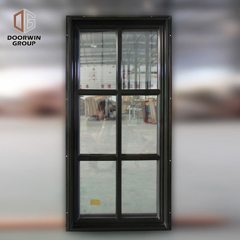 specialty shapes window-11 wood window with glass grille