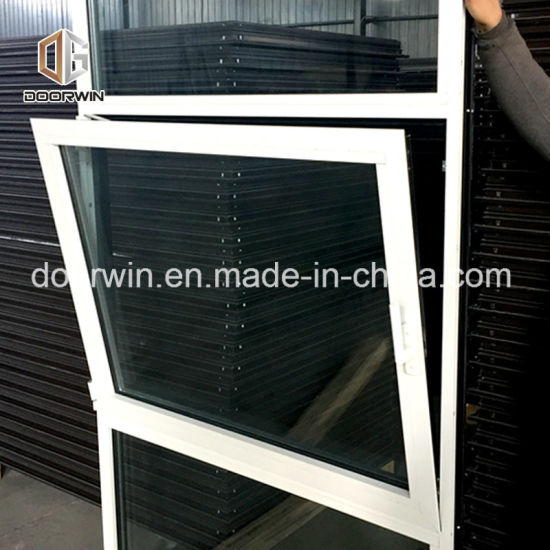 Energy Saving Casement Entry In swing Open Style Aluminum Casement Window and Door with Australia Standard - China Standard Tempered Glass Windows