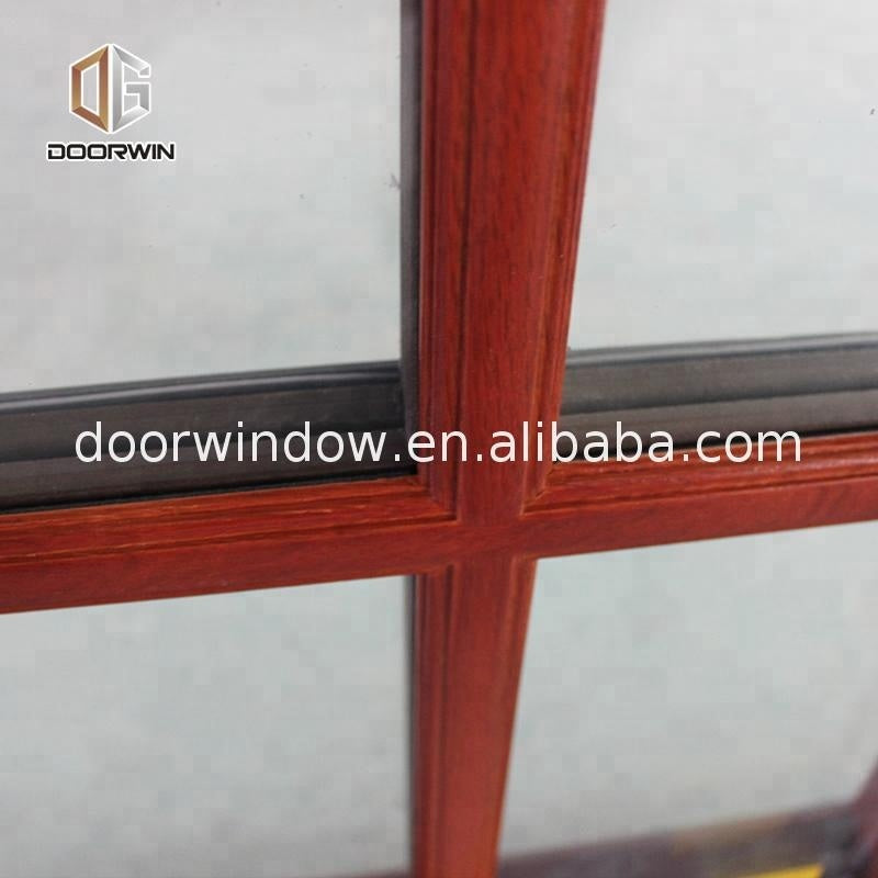 French aluminum arch window fixed top double glazing hand crank American Certified , NAMI Certified, AS2047 Certified,California by Doorwin on Alibaba