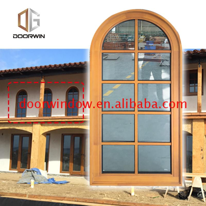 French window form finish by Doorwin on Alibaba