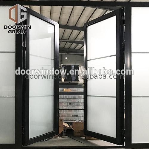 Front door modern designs factory apartment by Doorwin on Alibaba