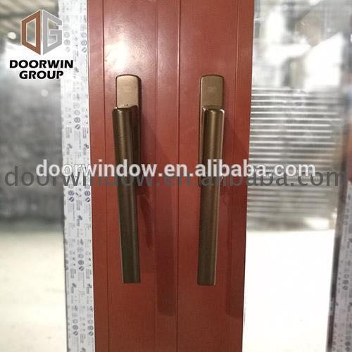 Garage door automatic operator french sliding patio glass doors by Doorwin on Alibaba