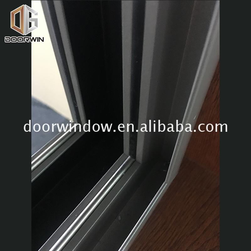 Good quality 2 lite slider window