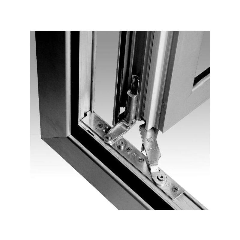 Good quality and price of aluminium window swing side opening