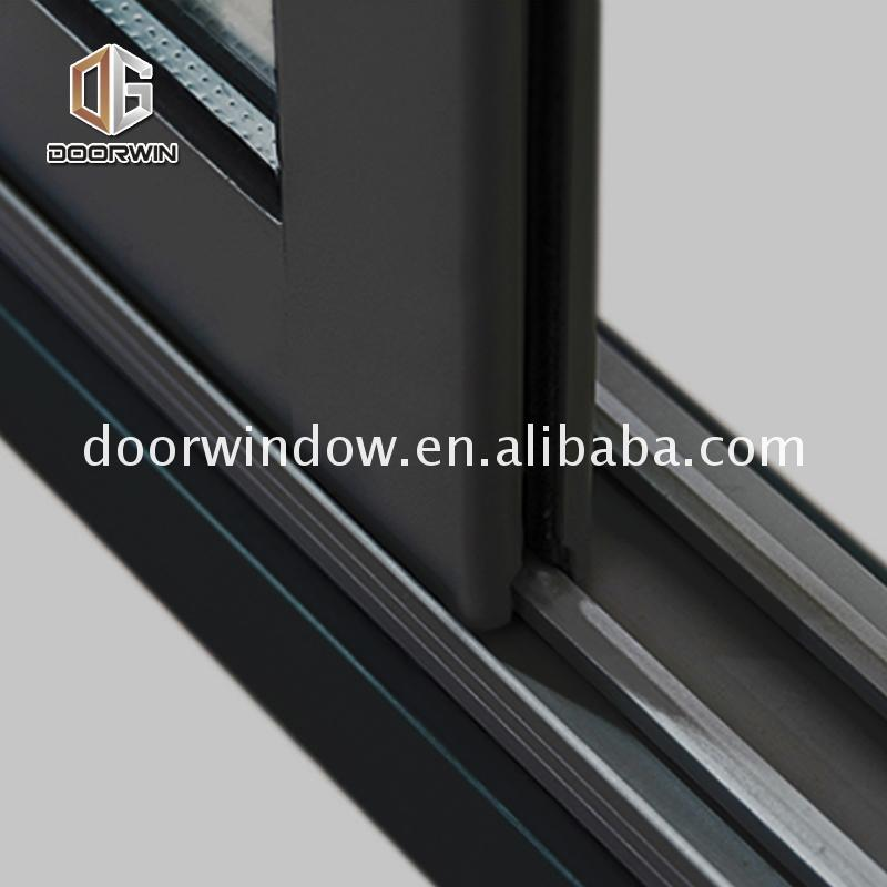 Good quality double slide window panel glazed kitchen windows