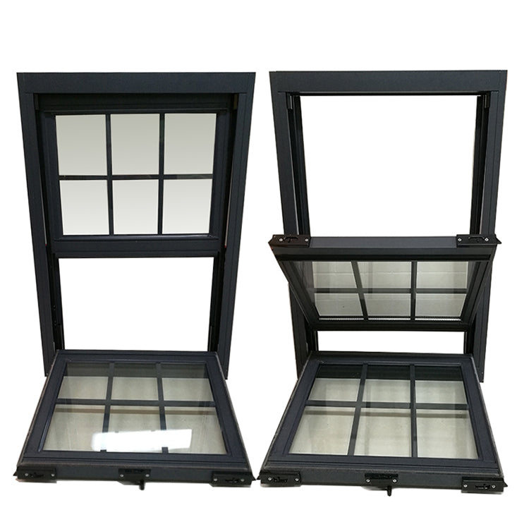 Good quality factory directly difference between casement and double hung windows vs cost aluminium lancashire