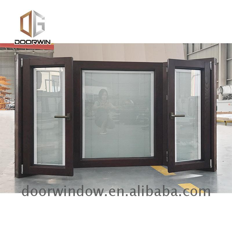 Good quality factory directly picture window aluminum bow