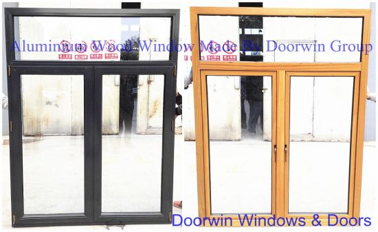 High Class Teak Wood Aluminium Window, Durable Imported Solid Teak Wood Window with Aluminum Alloy Clading - China Wood Window, Wood Aluminium Window