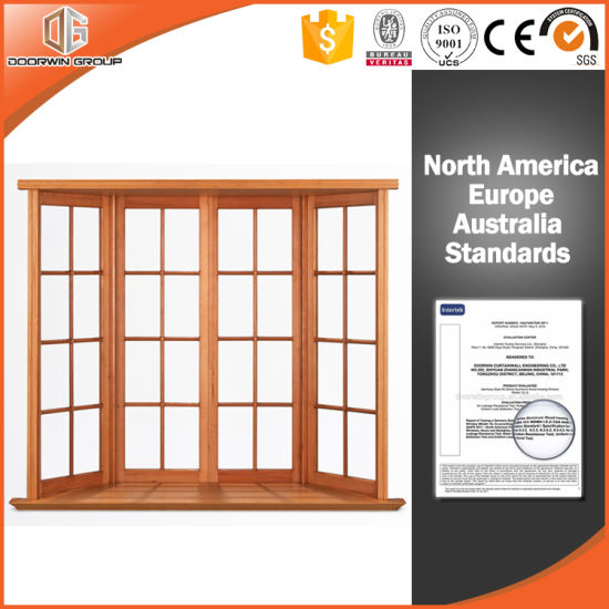High Quality Solid Wood Bay Bow Window in China - China Bay Window, Windows and Doors