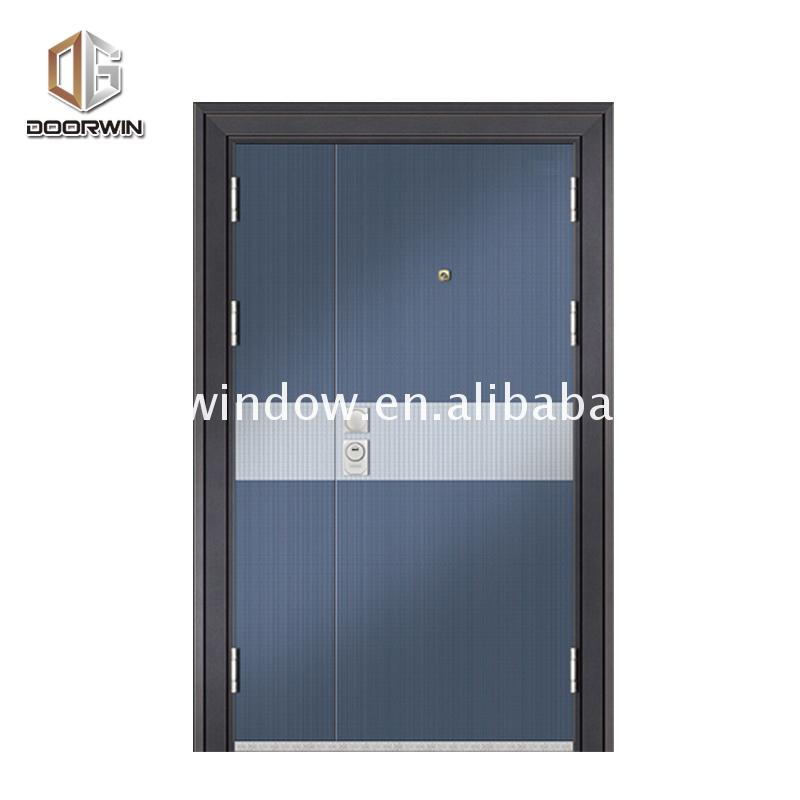 High Quality Wholesale Custom Cheap interior wood door manufacturers single doors safe room