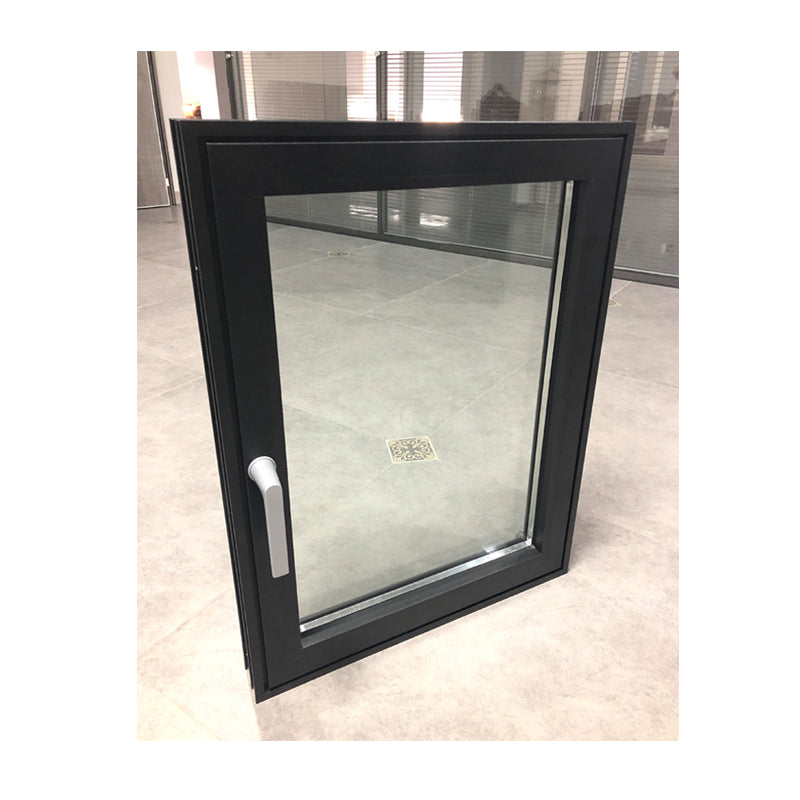 High Quality Wholesale Custom Cheap modern black windows exterior window