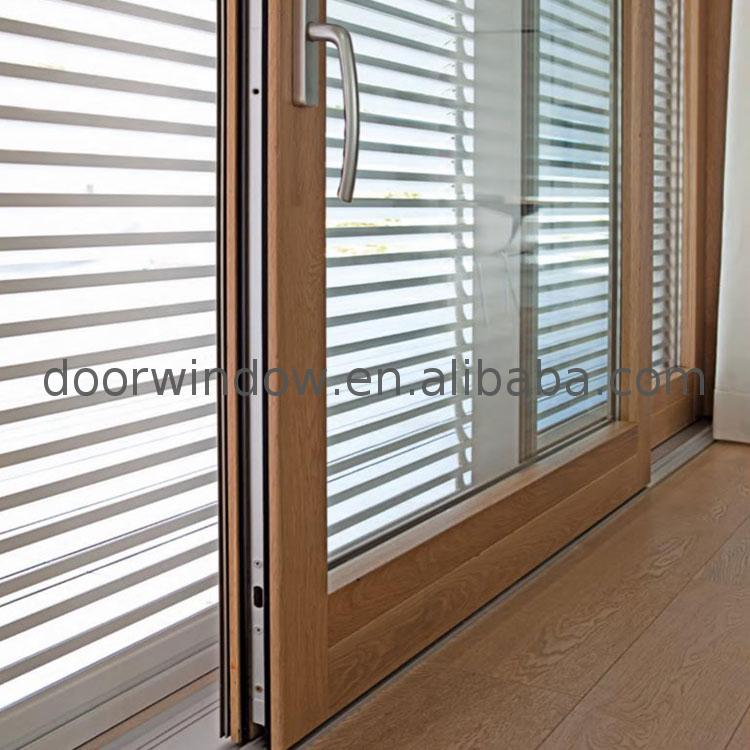 High Quality Wholesale Custom Cheap sliding door warehouse treatments treatment options