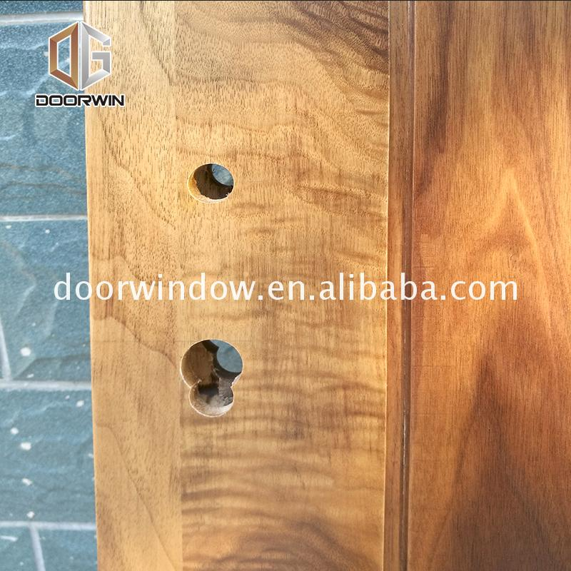 High Quality Wholesale Custom Cheap walnut internal doors victorian wooden