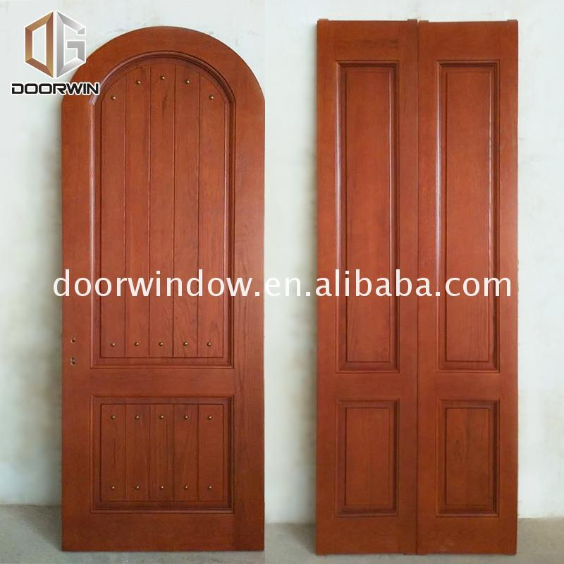 High quality 3 panel interior wood door
