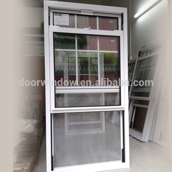 High quality sliding glass window double hung window design for houseby Doorwin