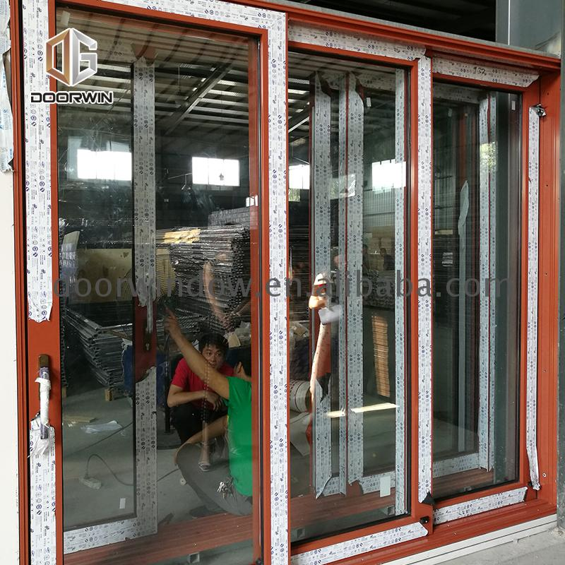 Hot Sale garden shed sliding door lowes high end aluminium sliding doors