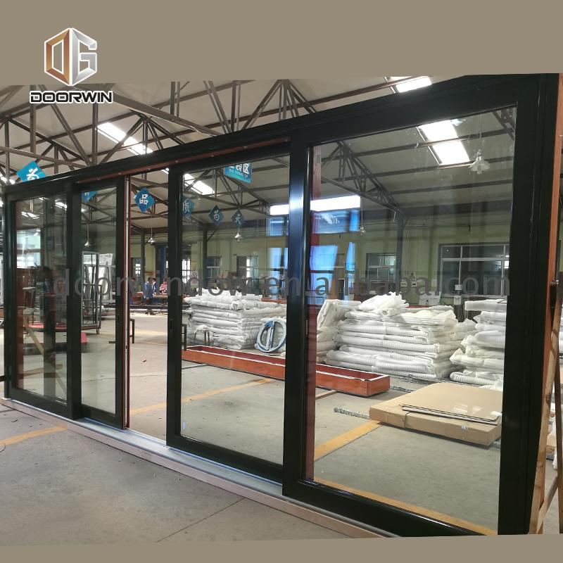 Hot Sale the sliding glass door company most energy efficient doors best