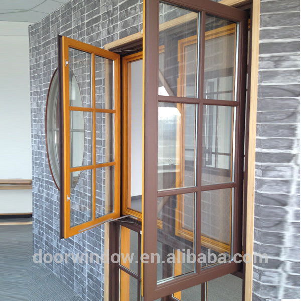 Hot sale factory direct window glazing double pane coverings for casement windows why do doors in florida open outward