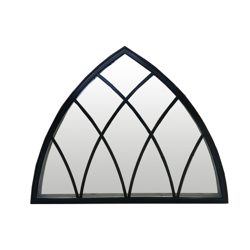 Hot sale factory direct window grill design windows round