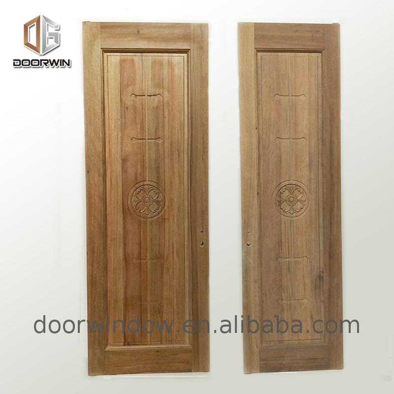 Hot sell interior apartment doors indoor partition home door parts