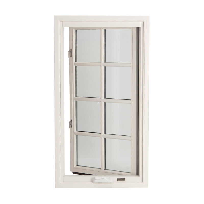 Hot sell wood window details brands vs pvc windows